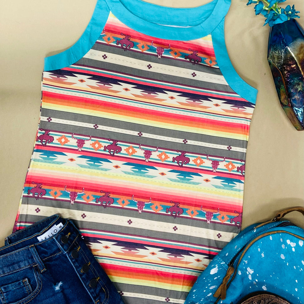 Ranch Hand Summer Tank