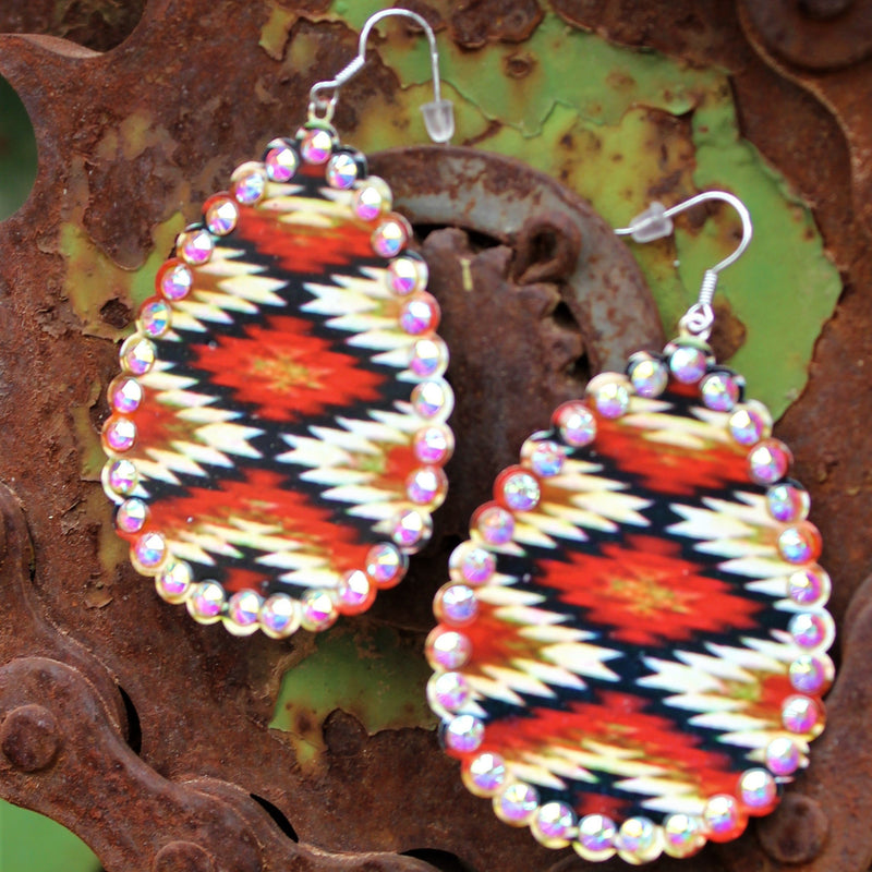 Cayenne Cowgirl Earrings