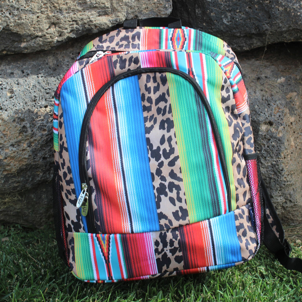 Santa Fe Gone Wild Backpack