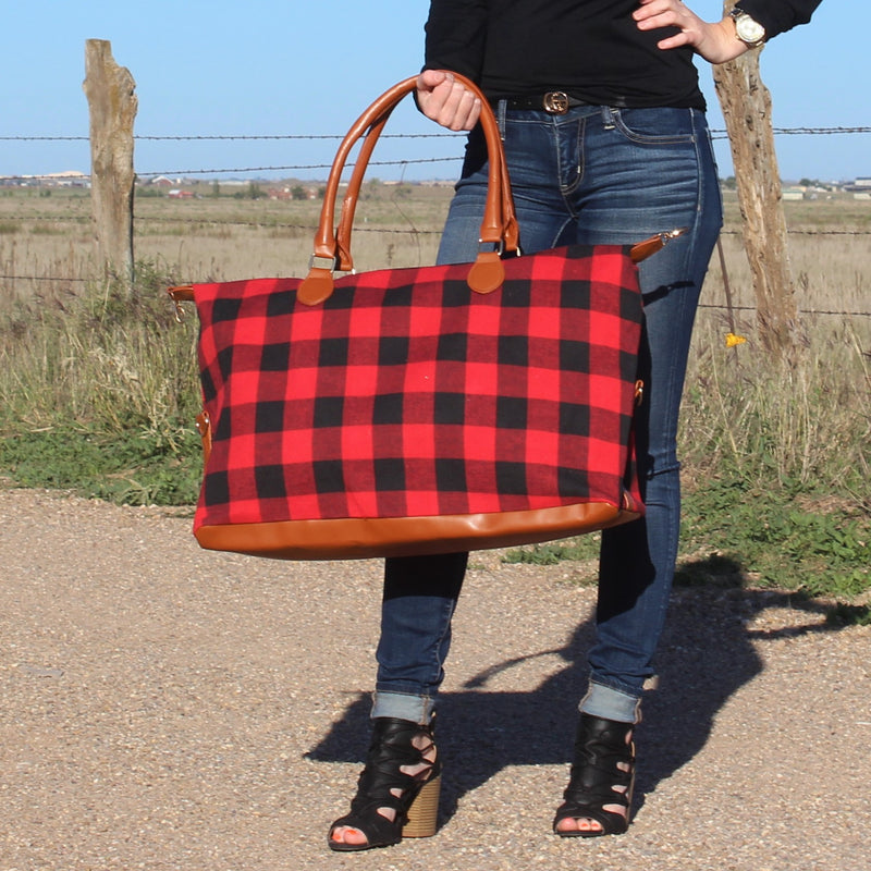 Herding Buffalo Bag