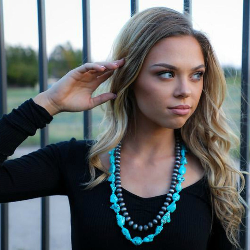 Brylee's Turquoise Necklace