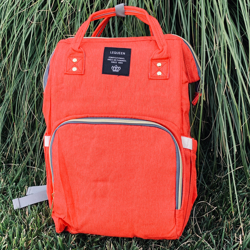 Crazy Coral Diaper Bag