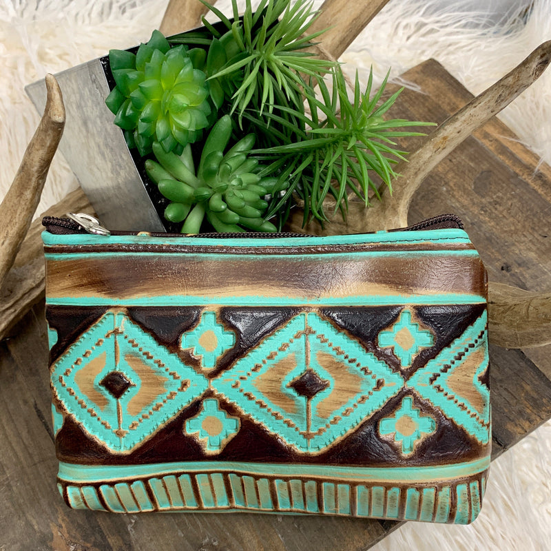 River Valley  Makeup Bag