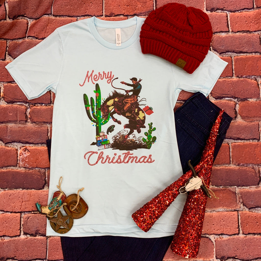 Christmas In Texas Tee