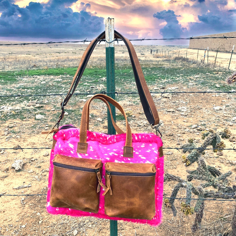 Barbie American Dream Utility Satchel