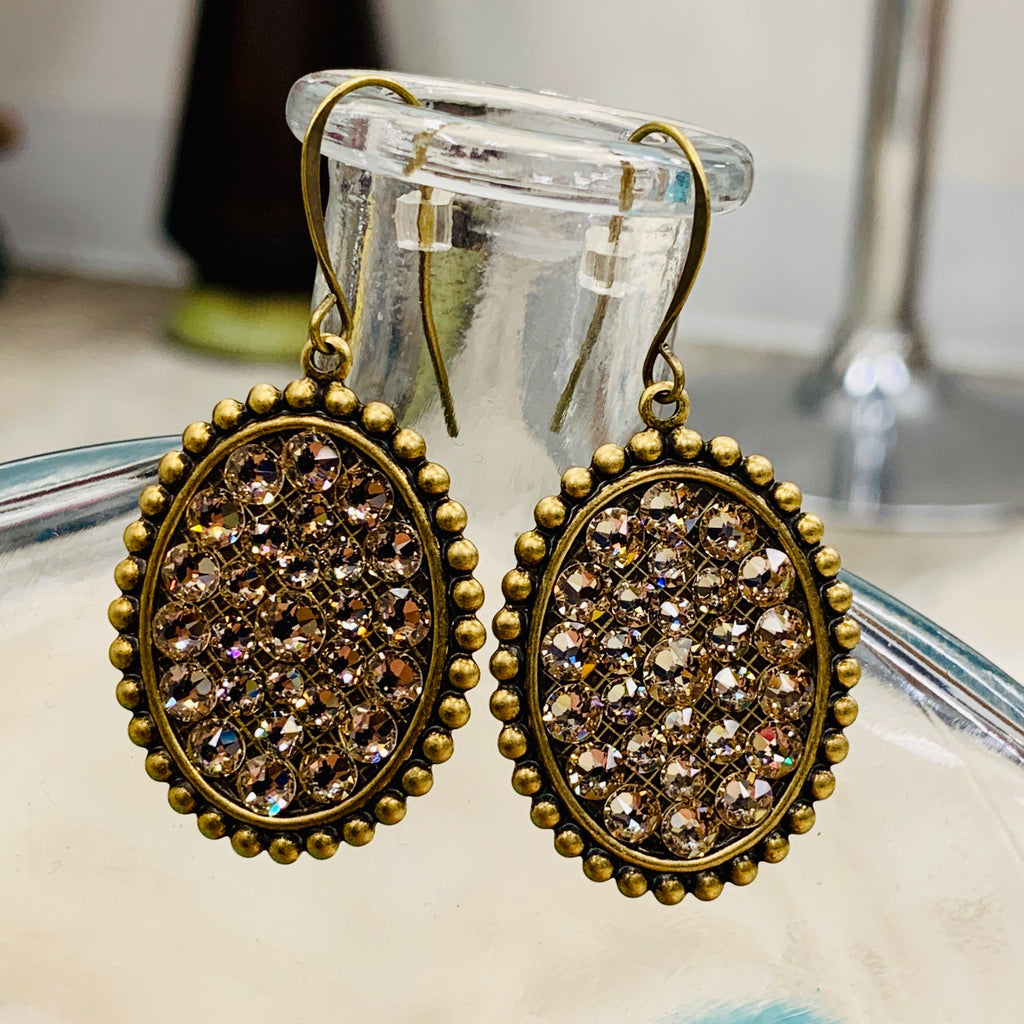 Mini Fashion Star Earrings