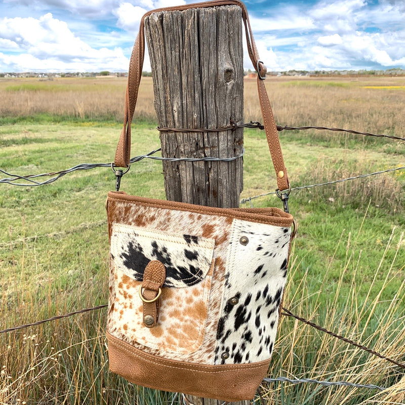 Road Less Traveled Cross-Body