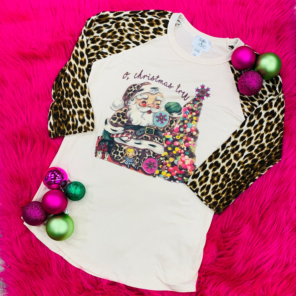 PLUS Oh Christmas Tree Tee