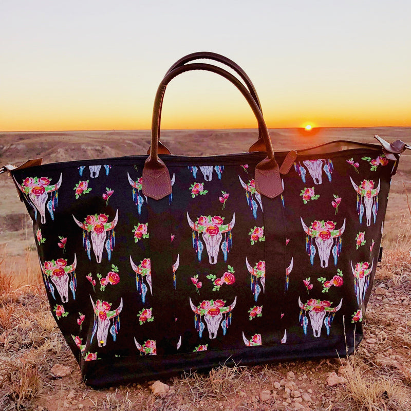 West Texas Travel Bag