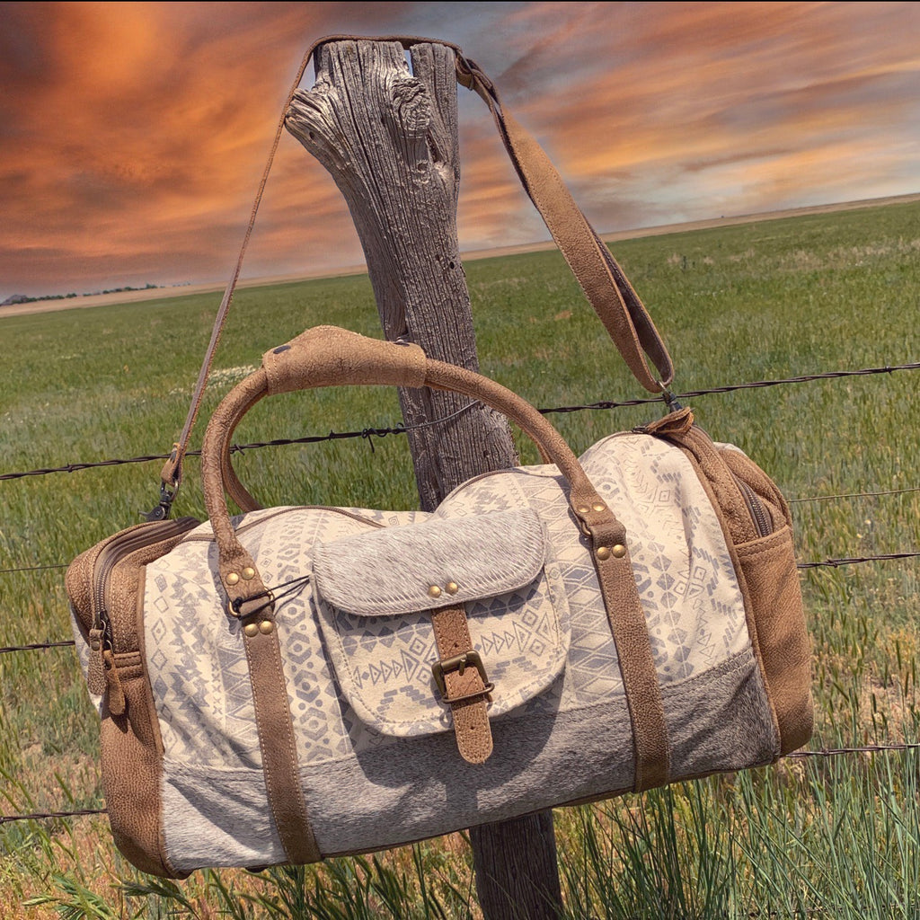 Statement Herd Travel Bag
