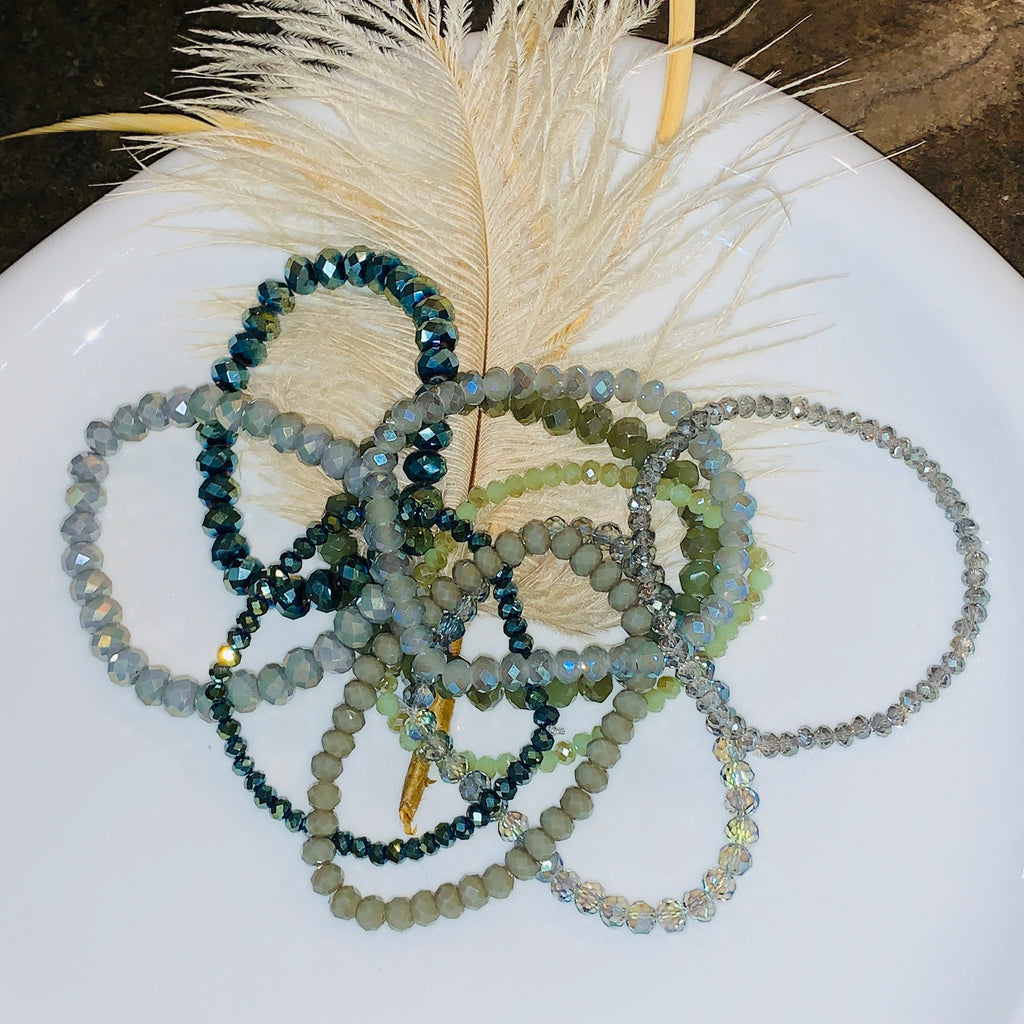 Forest Fairy Bracelet Stack