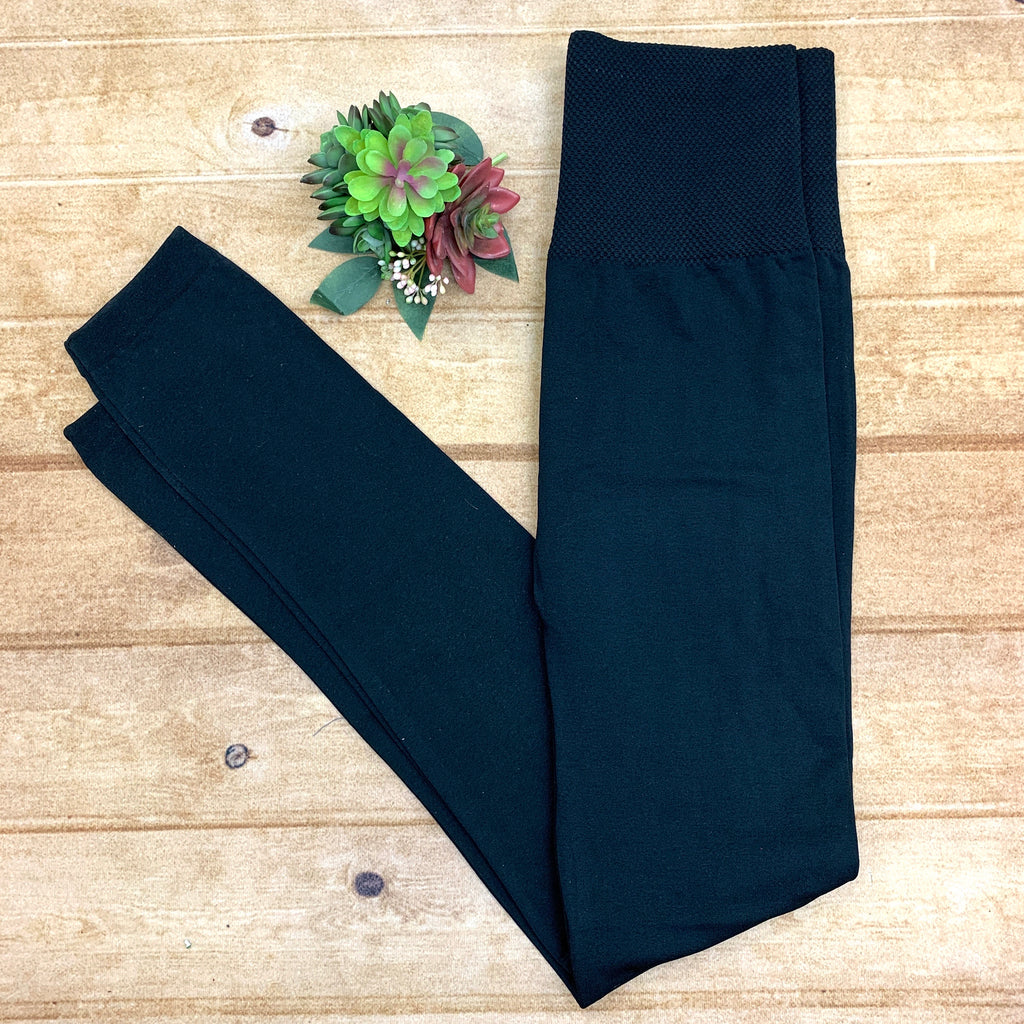 Full Length Fleece Leggings