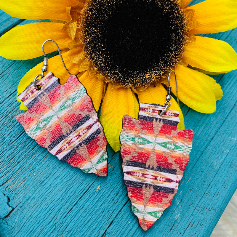 Wild Comanche Earrings