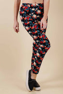 Rose Leggings (10PK)