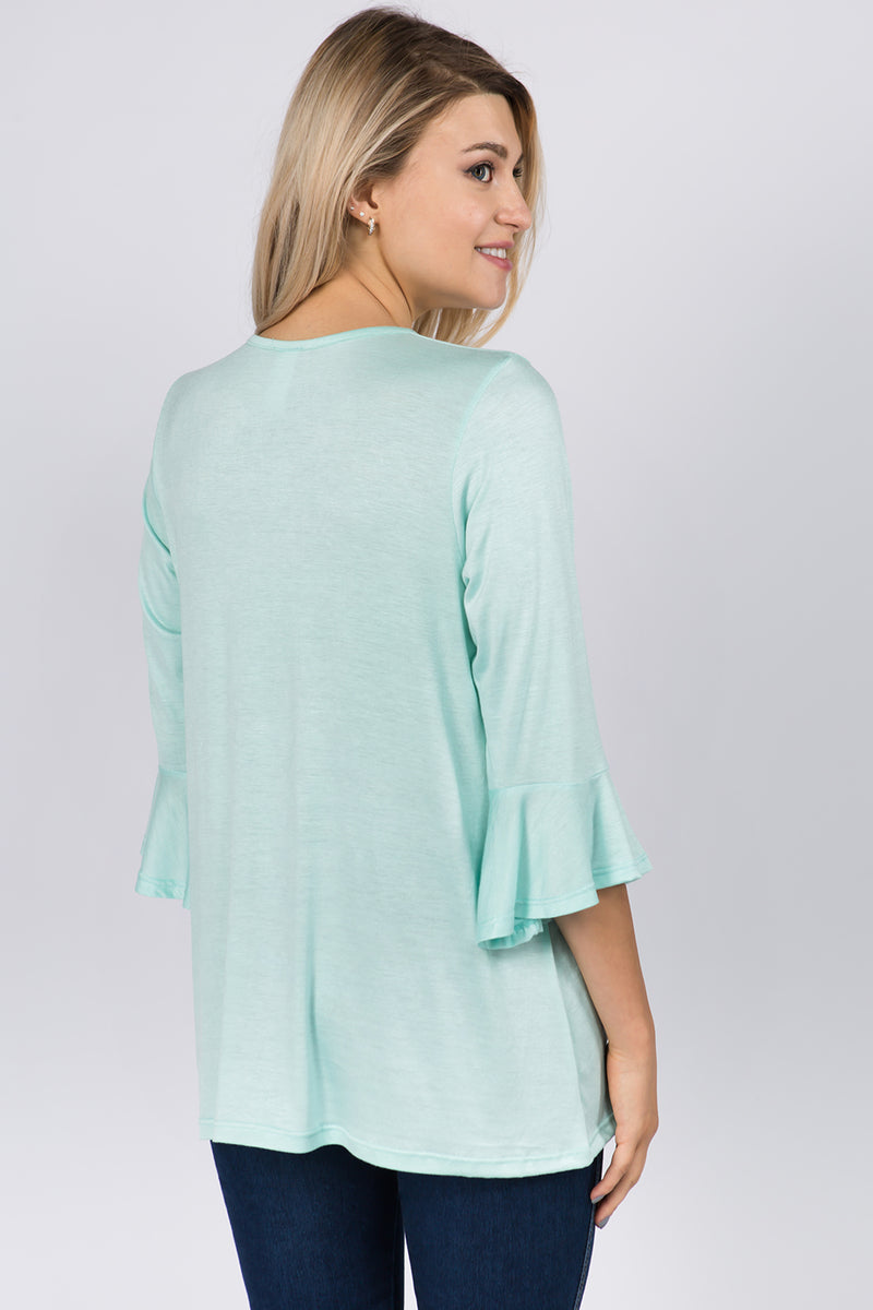 Mint Tunic Top (6PK)