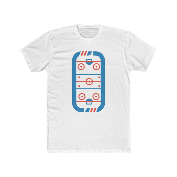 Hockey Stick Rink Tee