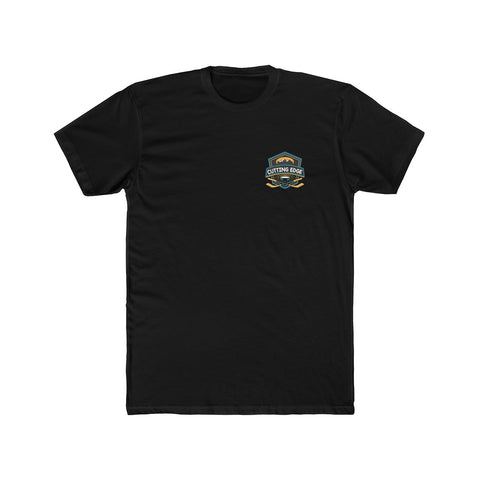 Premium Mountain Double Print Tee