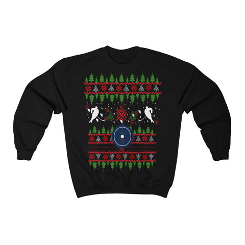 Hockey Player Christmas Sweater
