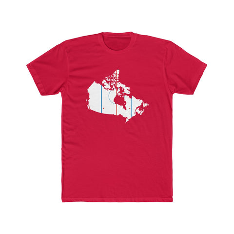 Canada Home of Hockey Tee