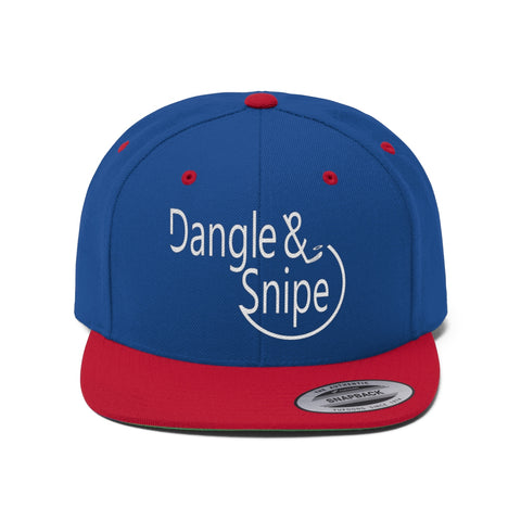 Dangle and Snipe Snapback