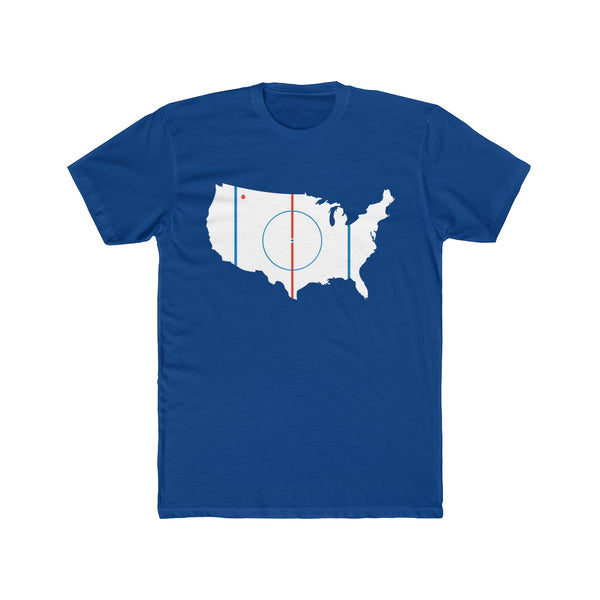 USA Home of Hockey Tee