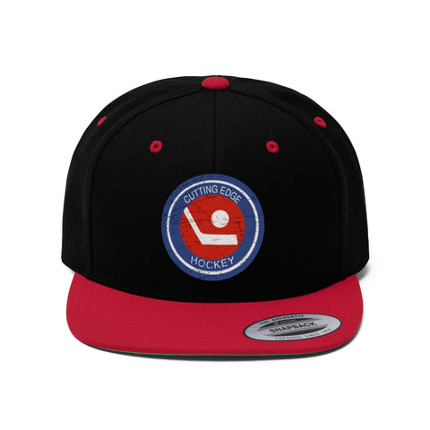 Cutting Edge Hockey Snapback
