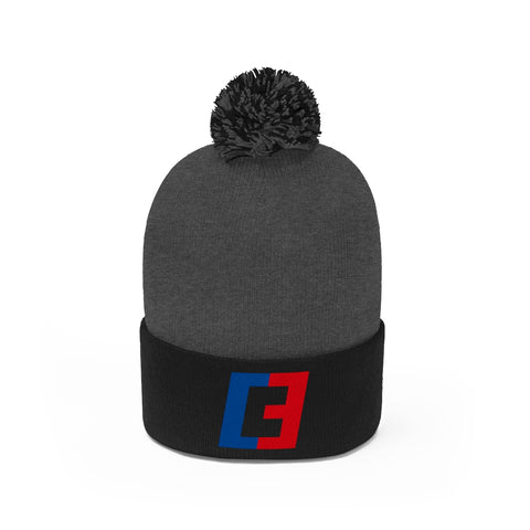 Cutting Edge Pom Pom Beanie