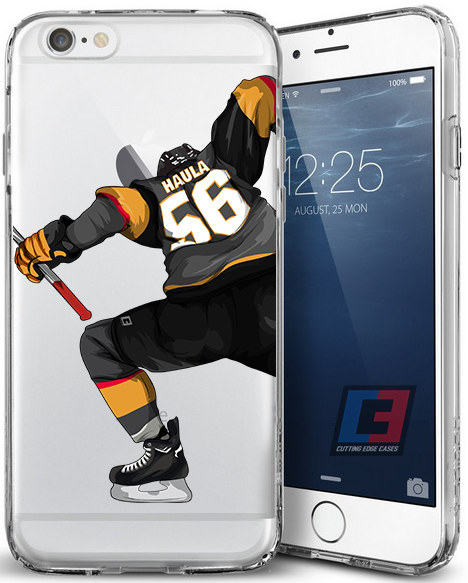 Official Erik Haula iPhone Case