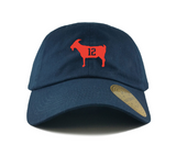 """GOAT"" Dad Hat"