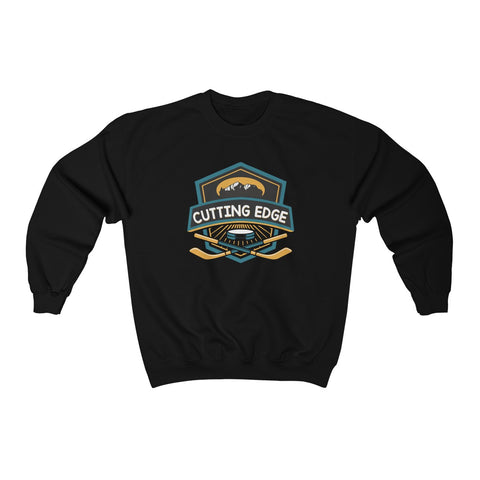 Cutting Edge Hockey Mountains Crewneck Sweater
