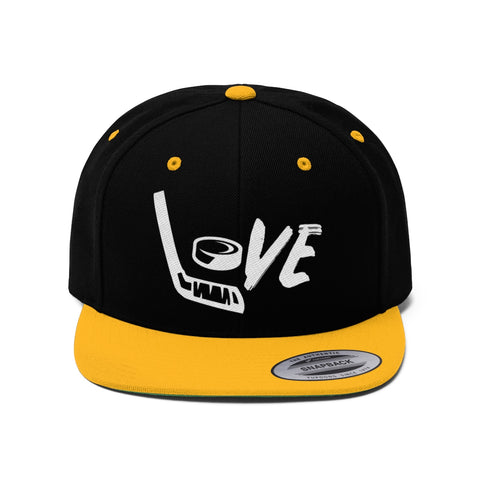 Love Hockey Snapback