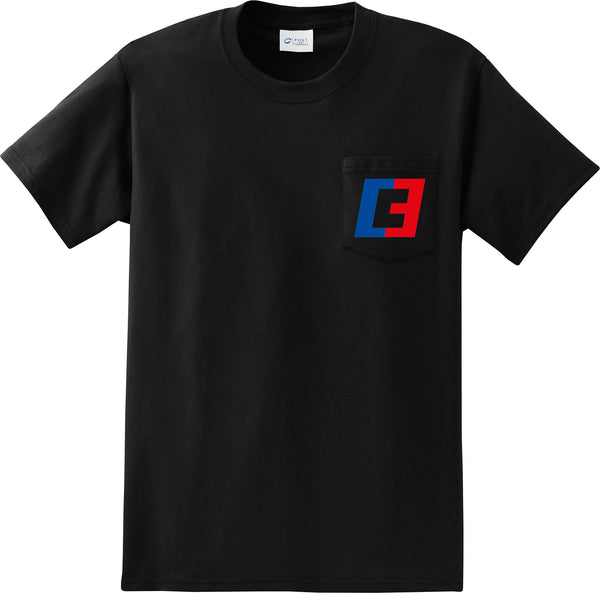 Cutting Edge Pocket Tee