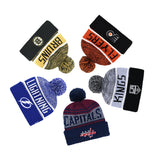 Ice Hockey Team Knitted Hat Men and Women