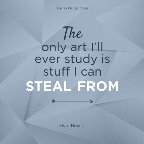 David Bowie Quote