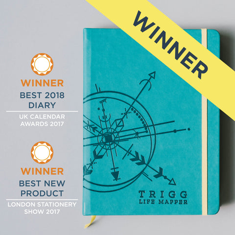 Winner of the Best 2018 Diary