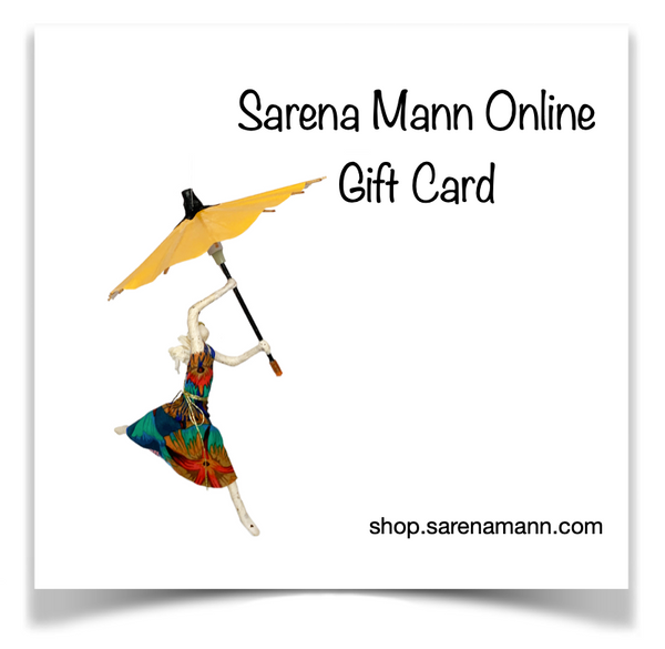 Mann Studio Gift Card