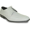 ALLURE MEN Dress Shoe AL01 Oxford Formal Tuxedo for Prom & Wedding Cement - Wide Width Available