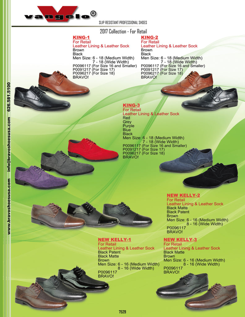 Catalog - Retail Shoe Collections 2017 Vol.2