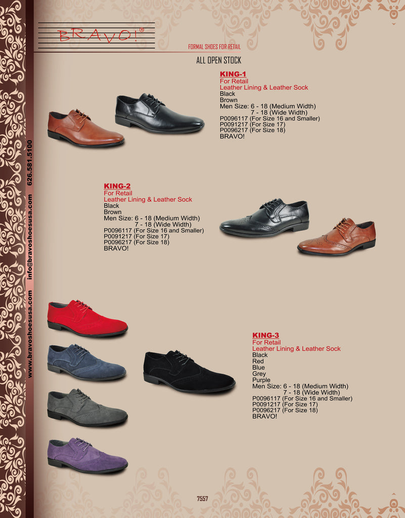 Catalog - Retail Shoe Collections 2017 Vol.4