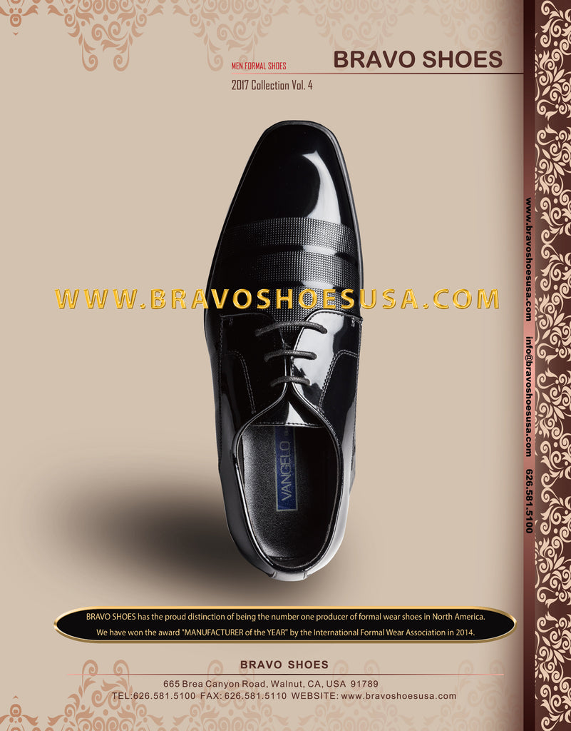 Catalog - Formal Tuxedo Shoe Collections 2017 Vol.4
