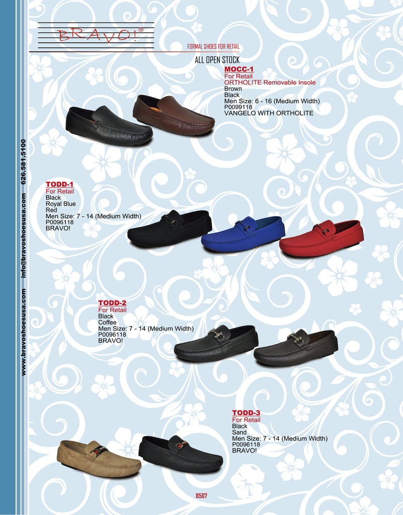 Catalog - Retail Shoe Collections 2018 Vol.1