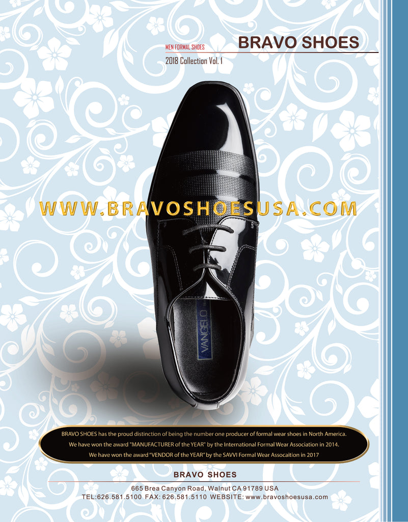 Catalog - Formal Tuxedo Shoe Collections 2018 Vol.1