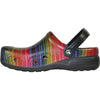 VANGELO Women Slip Resistant Clog RITZ Multi Color-2
