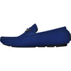 BRAVO Men Casual Shoe TODD-1 Driving Moccasin Blue
