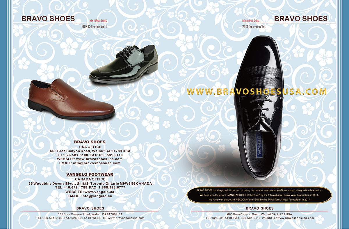 Vangelo Catalog Cover
