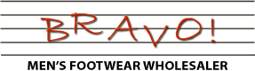 Bravo Shoes logo