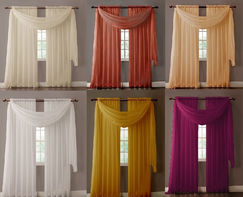 Top 6 Most Popular Curtain Colors