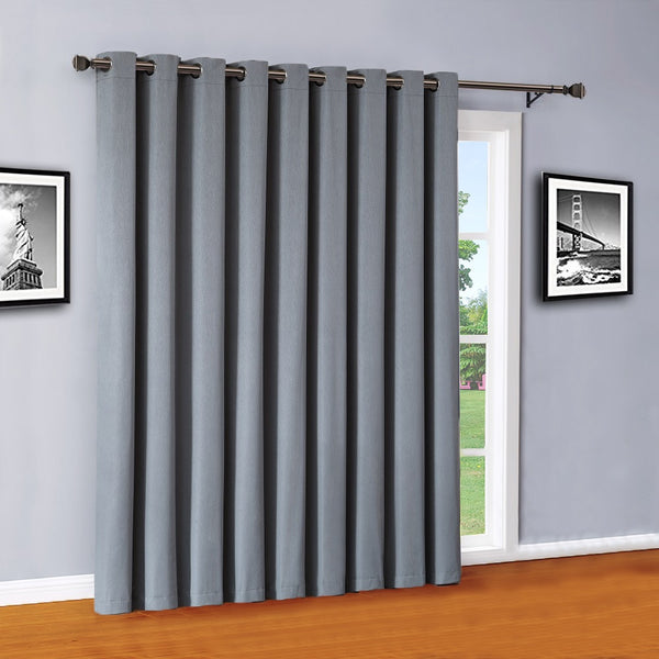 Warm Home Designs Insulated Blackout Curtains