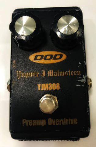 DOD YJM308 - Signed by Yngwie Malmsteen