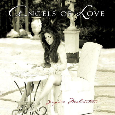 Yngwie Malmsteen - Angels of Love (Studio CD)